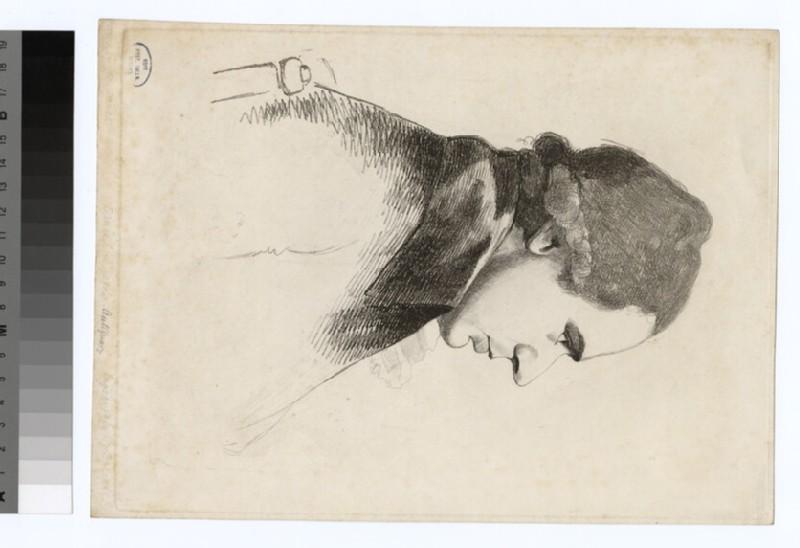 Portrait of Revd D. Lysons