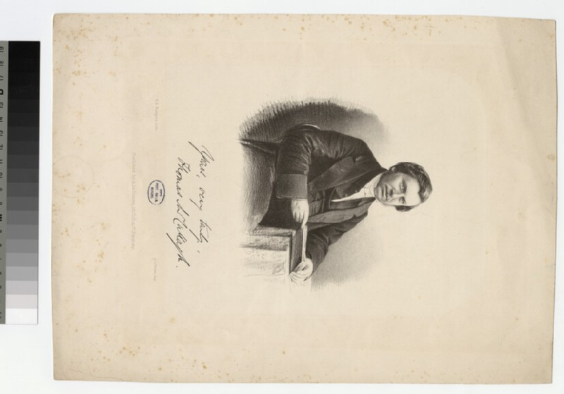 Portrait of T. McCullagh