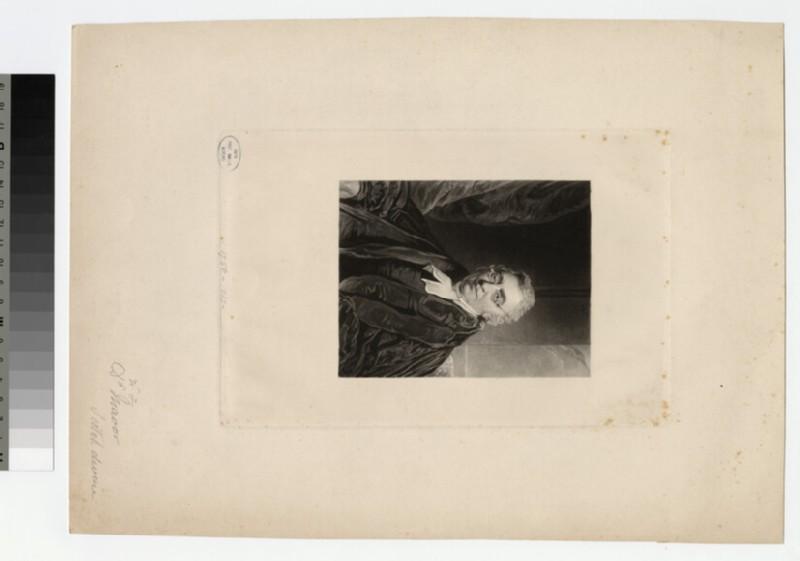 Portrait of Dr Mavor