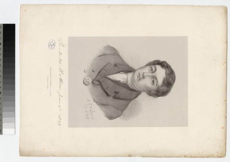 Portrait of Revd T. Mathew (WAHP24123)