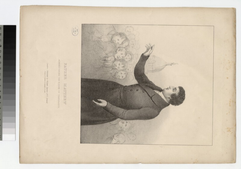 Portrait of Revd T. Mathew (WAHP24124)