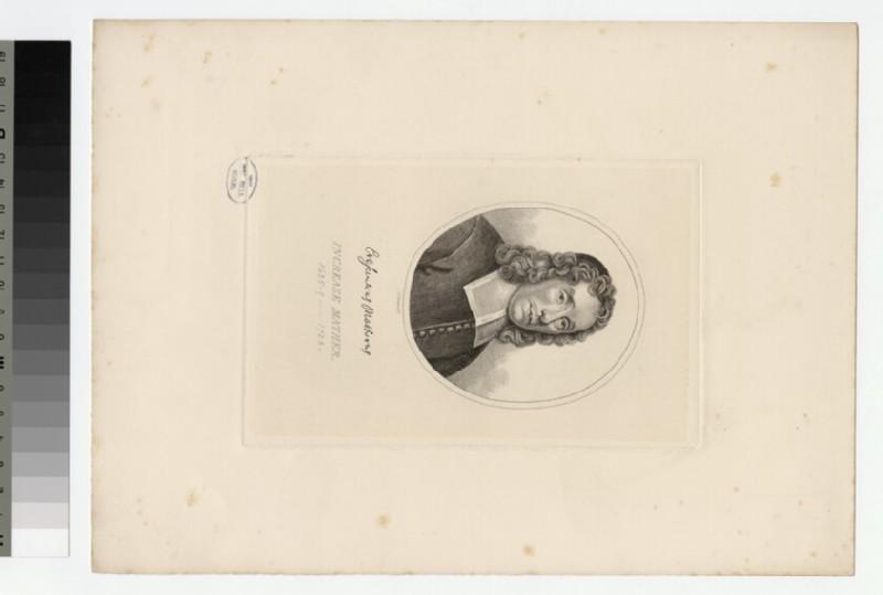 Portrait of I. Mather