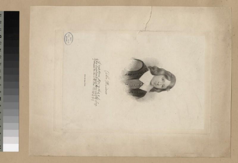 Portrait of J. Meadows