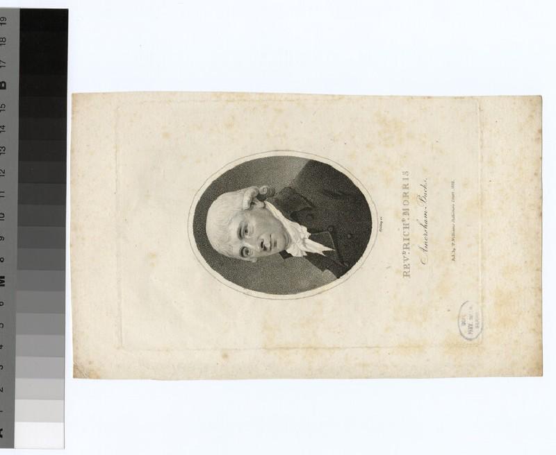 Portrait of R. Morris