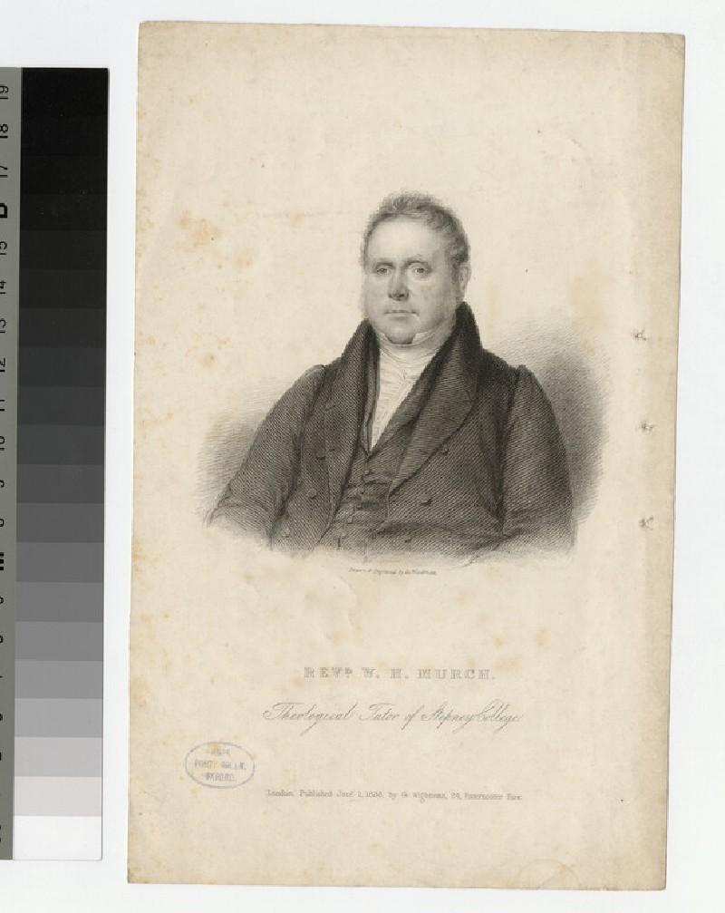 Portrait of W. H. Murch