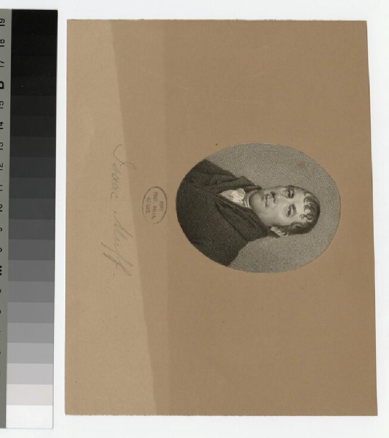 Portrait of Isaac Muff