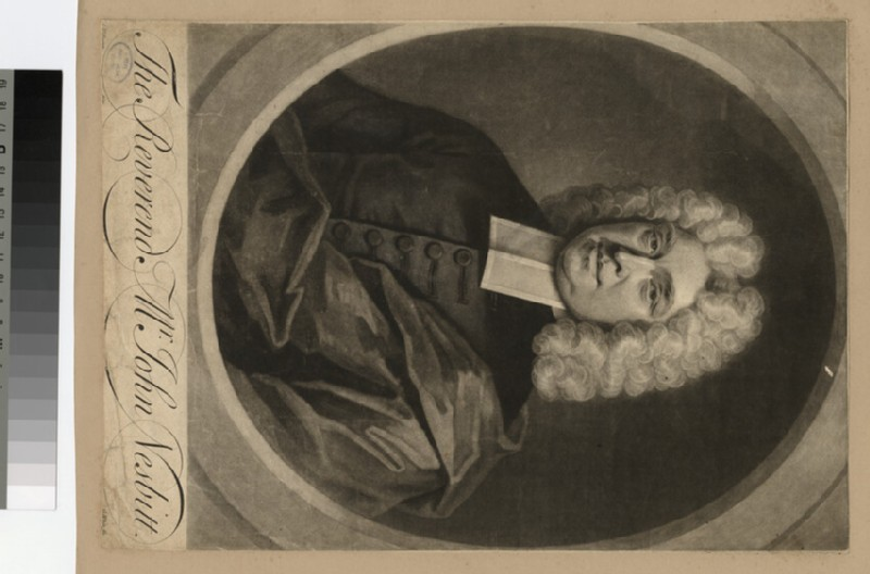 Portrait of J. Nesbitt