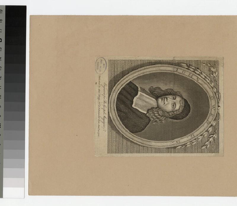 Portrait of J. Owen (WAHP24421)