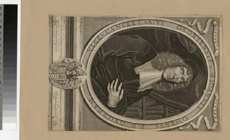 Portrait of J. Owen (WAHP24424.1)