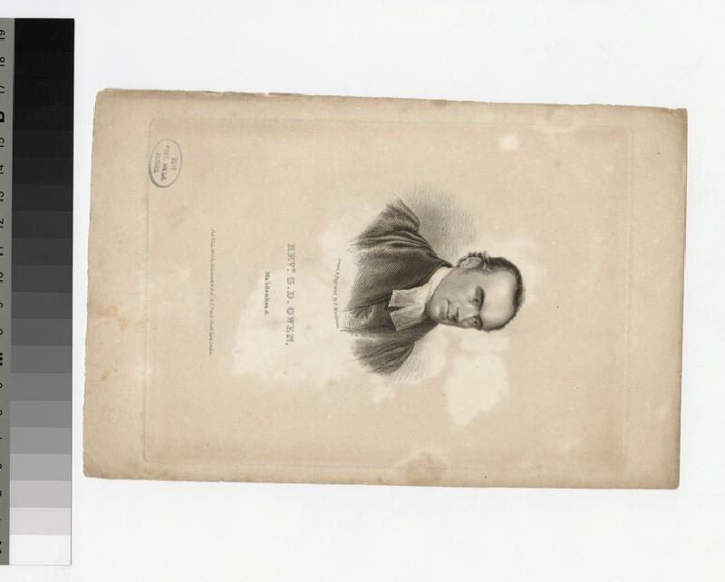 Portrait of G. D. Owen