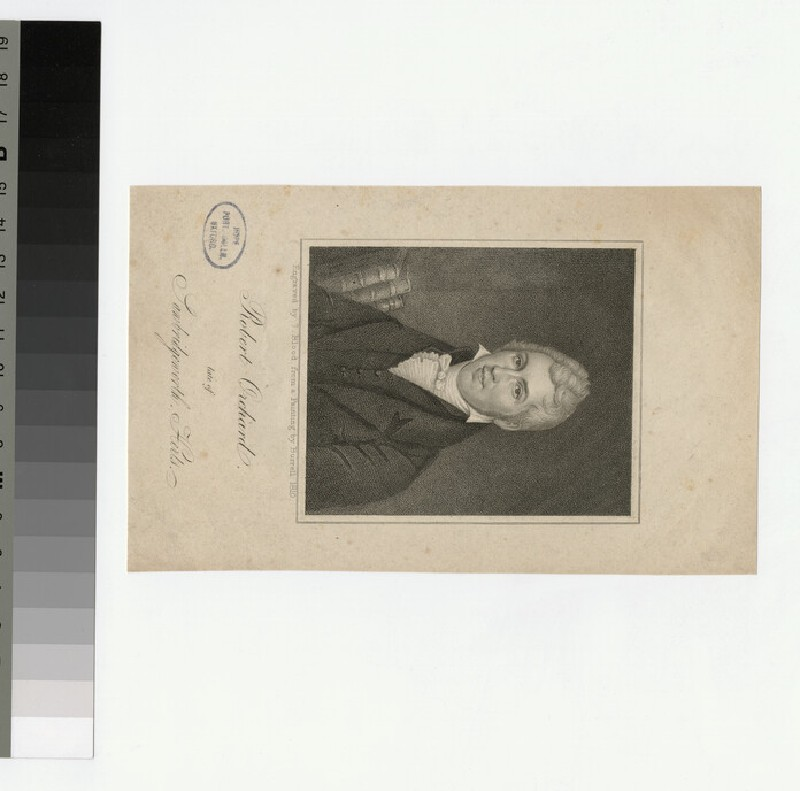 Portrait of R. Orchard (WAHP24437)