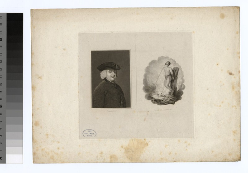 Portrait of Revd Dr W. Paley (WAHP24466)