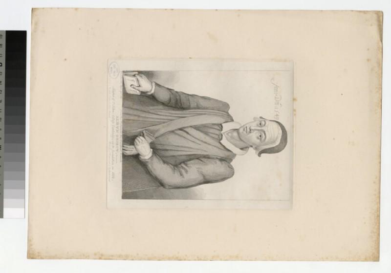Portrait of Aleyn Piercy