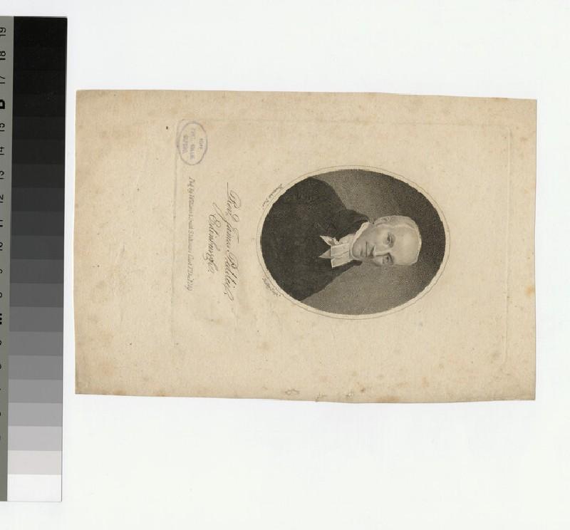 Portrait of J. Peddie (WAHP24537)