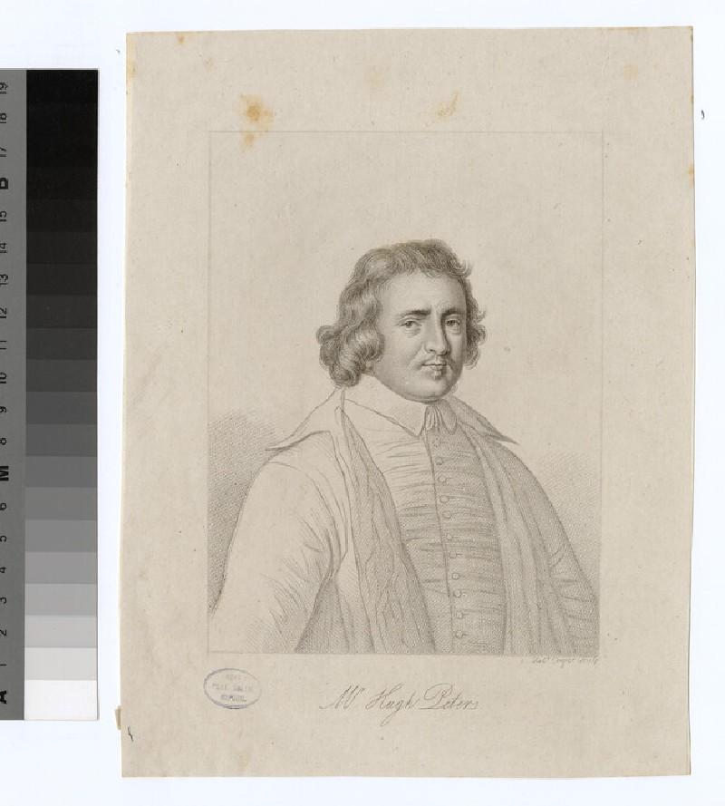 Portrait of H. Peters