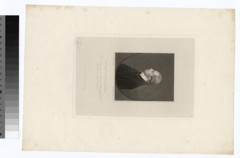 Portrait of T. Penrose (WAHP24596)