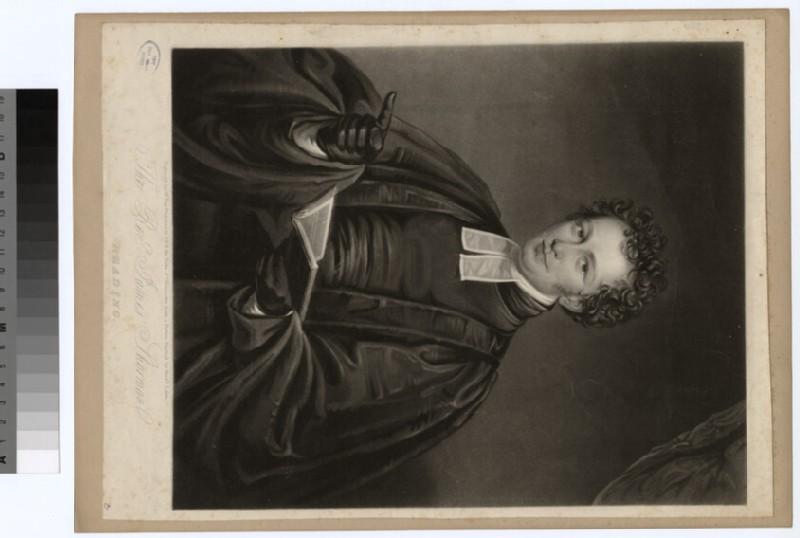 Portrait of James Sherman