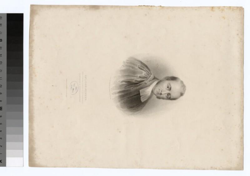 Portrait of Revd J. Skinner