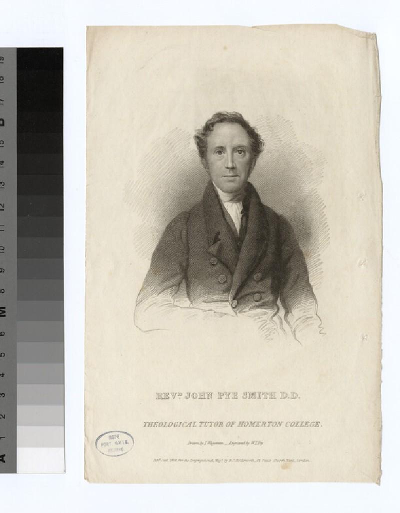 Portrait of J. P. Smith