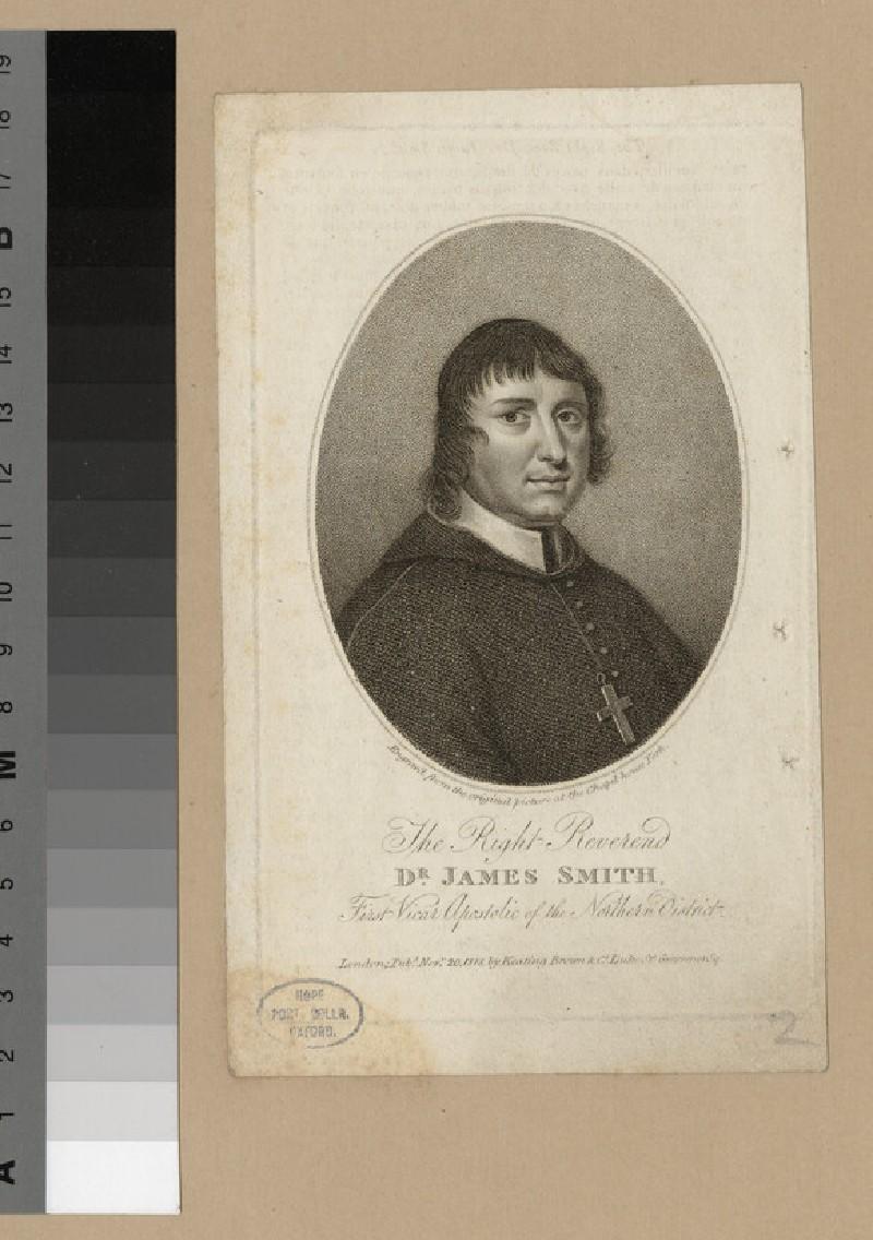 Portrait of Bishop J. Smith