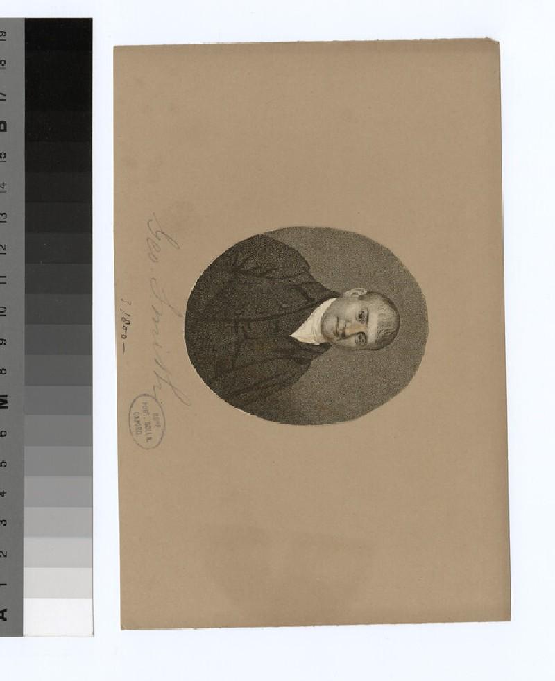 Portrait of G. Smith