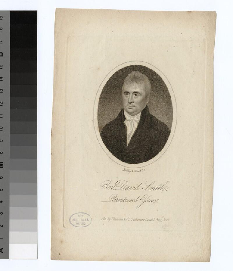 Portrait of D. Smith