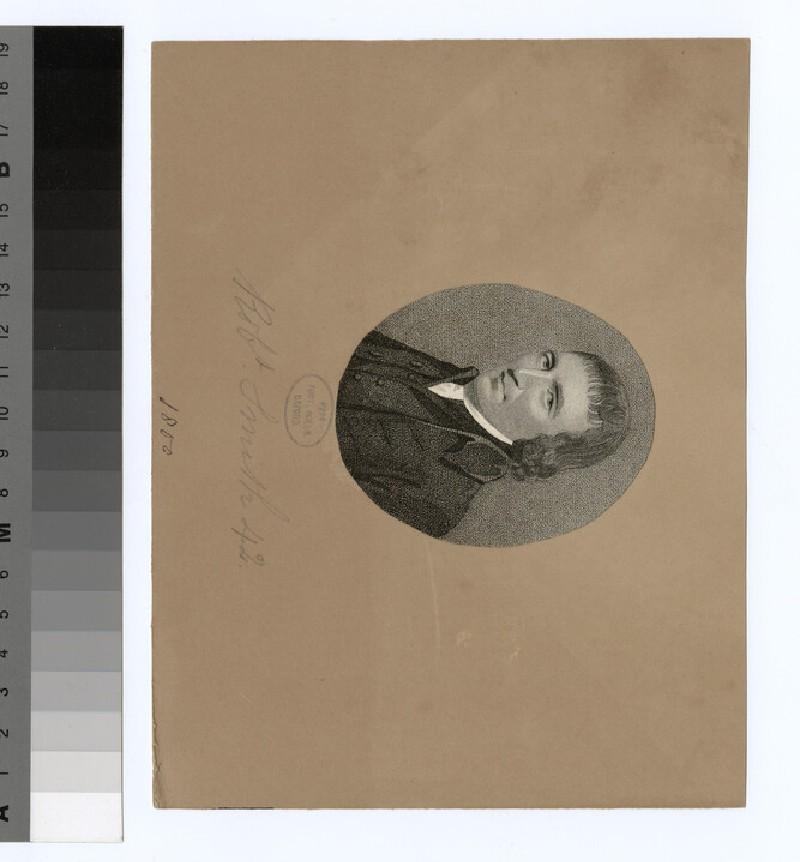 Portrait of R. Smith