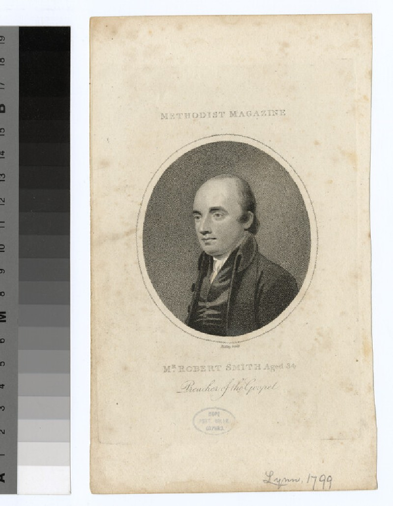 Portrait of R. Smith (WAHP24831)