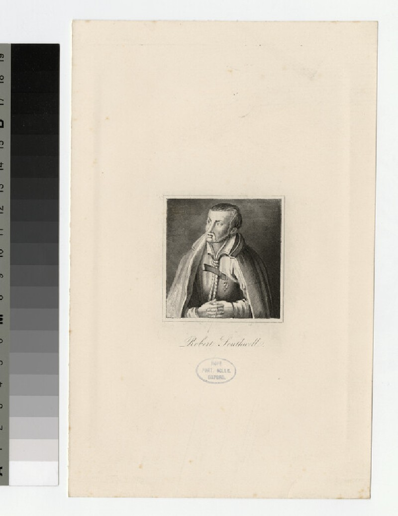 Portrait of R. Southwell