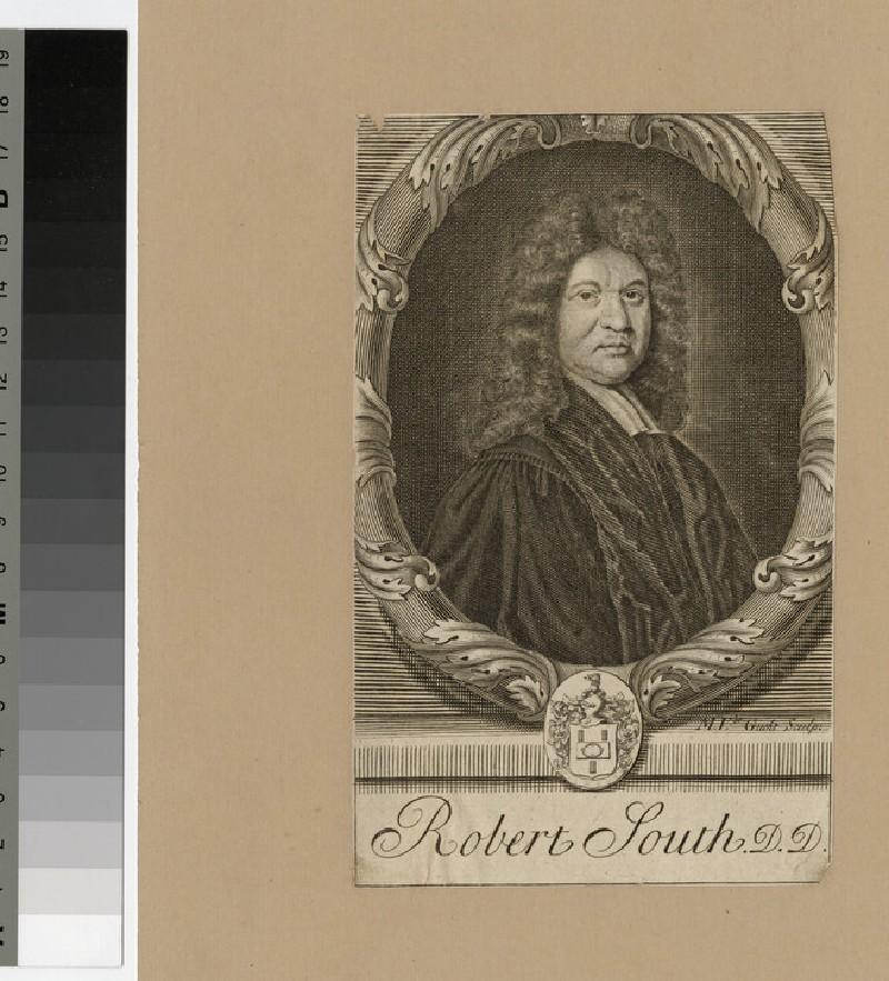 Portrait of Revd Dr R. South