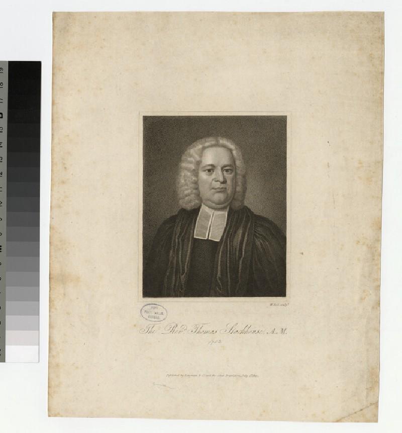 Portrait of T. Stackhouse