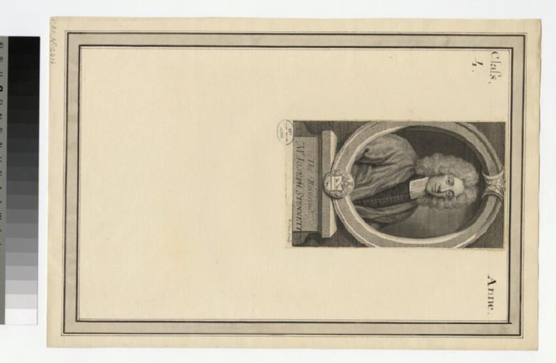 Portrait of J. Stennett (WAHP24929)