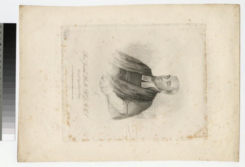 Portrait of Revd J. Pratt