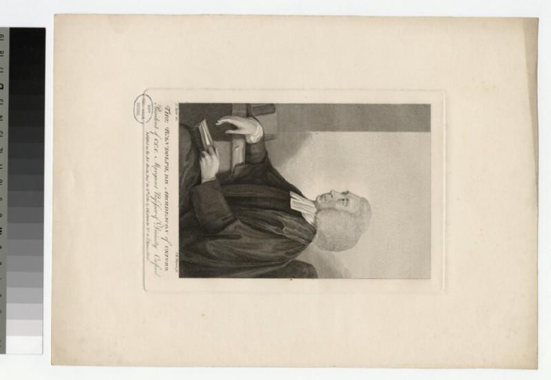 Portrait of Revd Dr T. Randolph