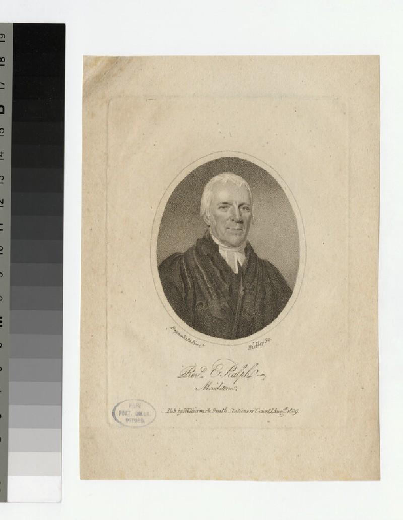 Portrait of E. Ralph