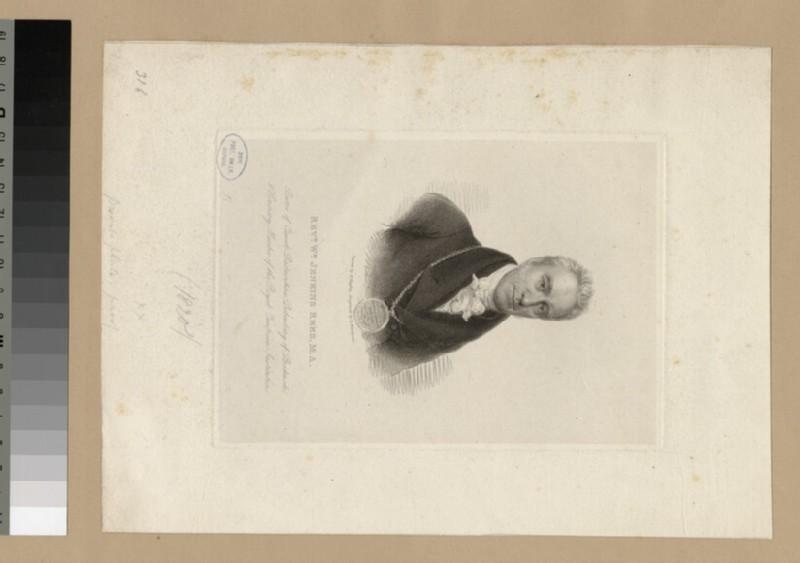 Portrait of W. J. Rees
