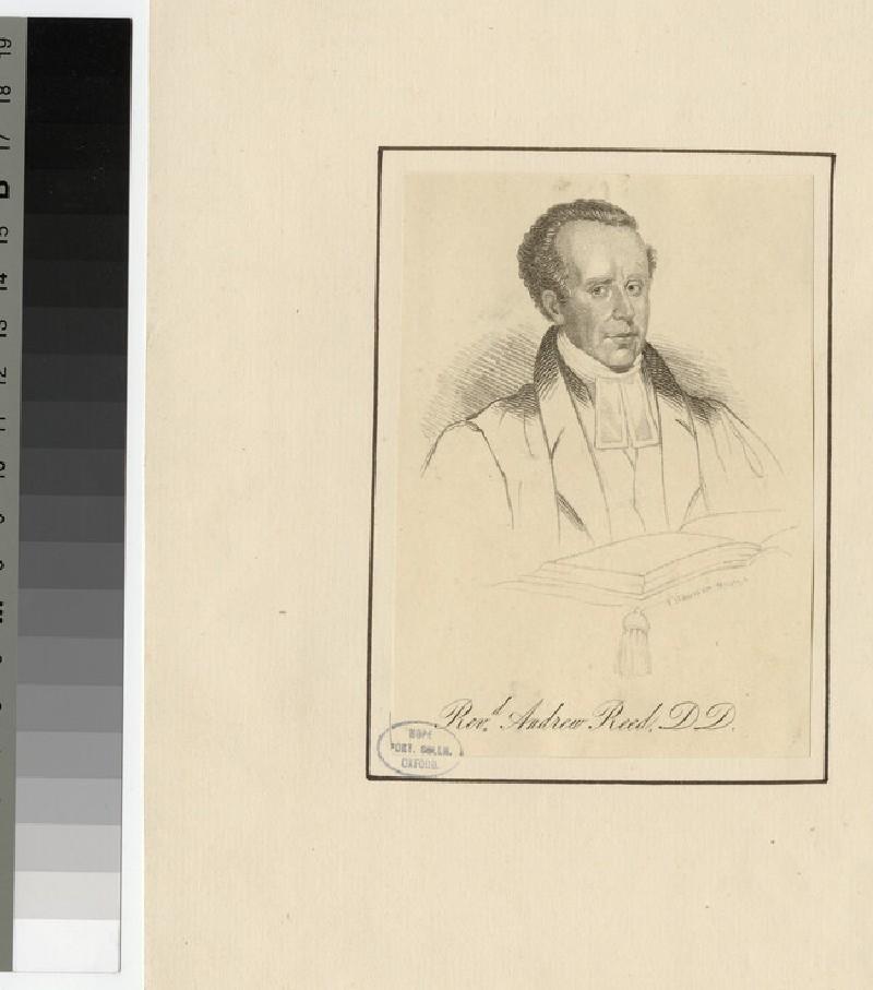 Portrait of Andrew Reed