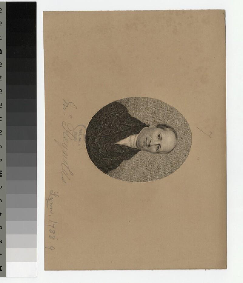 Portrait of J. Reynolds (WAHP25059)
