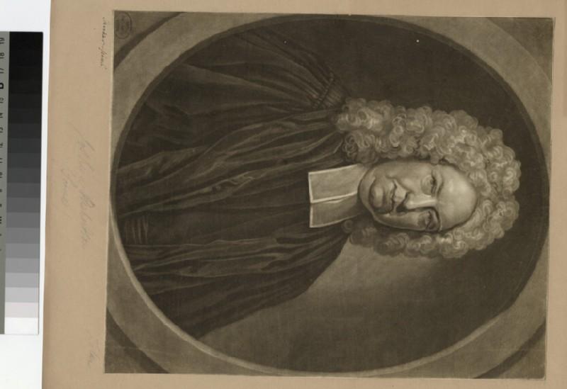 Portrait of Joshua Richardson