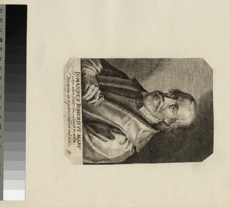 Portrait of J. Rogers (WAHP25175.1)