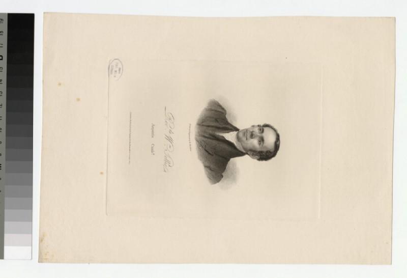 Portrait of W. Selbie (WAHP25271)