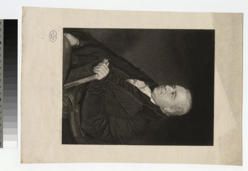 Portrait of B. Salmon (WAHP25290)