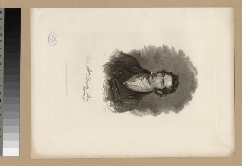 Portrait of W. Scoresby (WAHP25354)