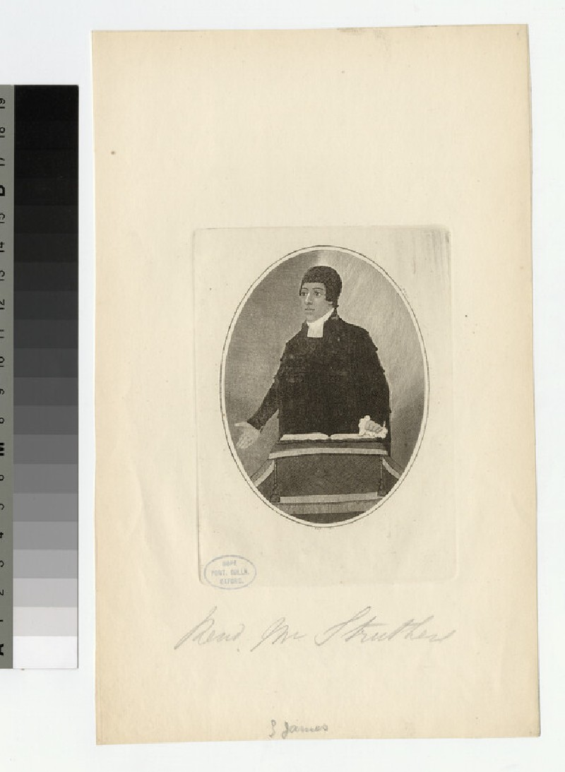Portrait of Struthers