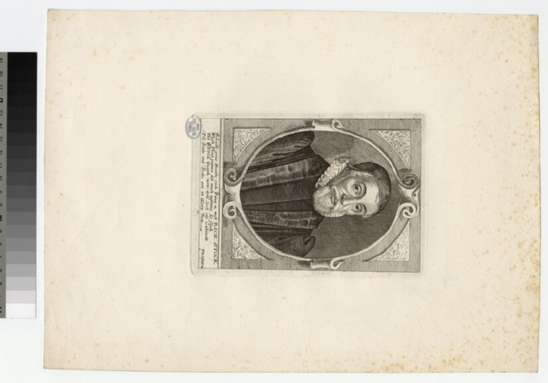 Portrait of R. Stock
