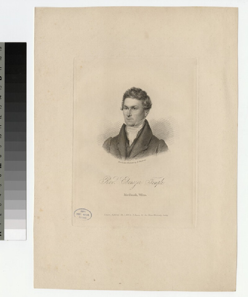 Portrait of E. Temple (WAHP25403)