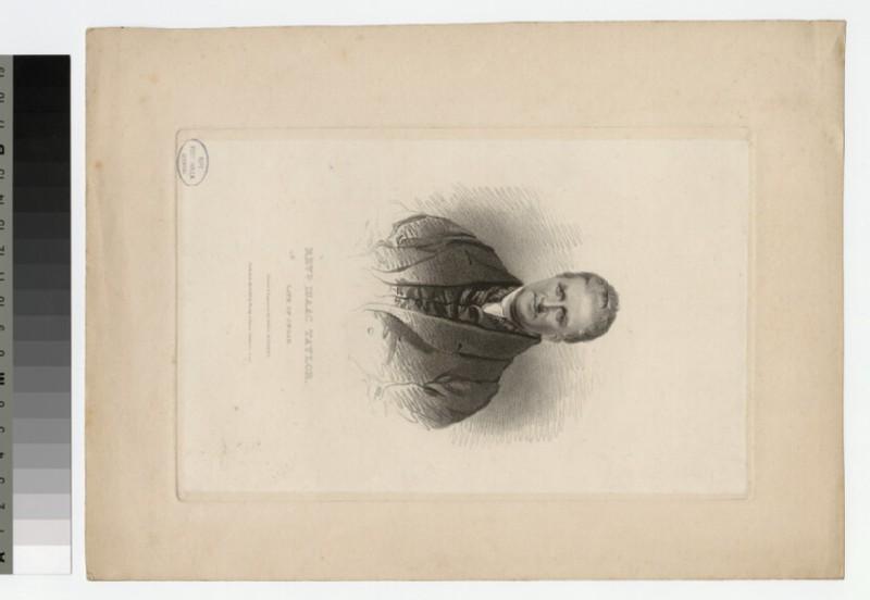 Portrait of I. Taylor