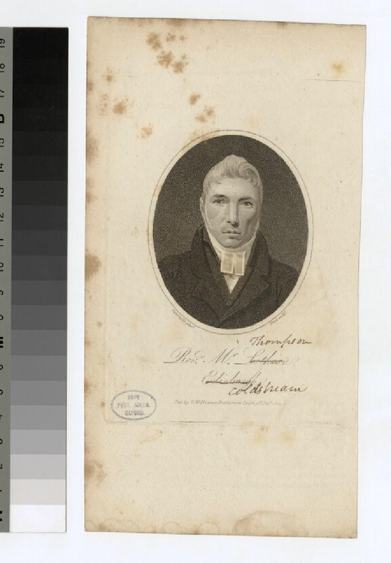 Lothian, Mr (WAHP25494)