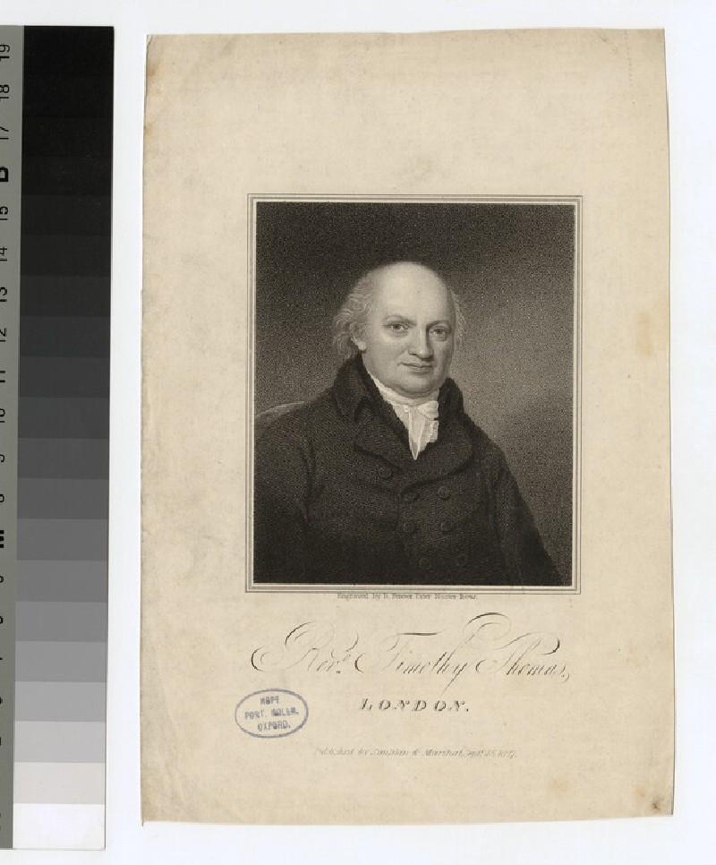 Portrait of T. Thomas (WAHP25496)