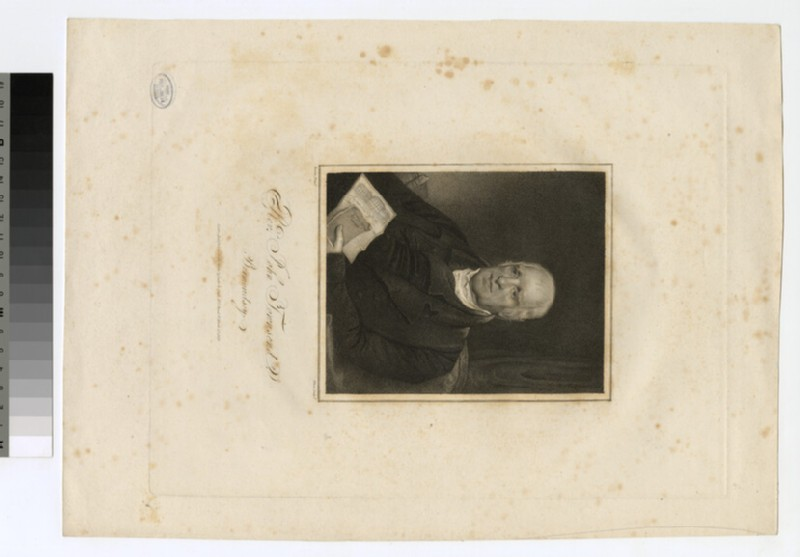 Portrait of J. Townsend (WAHP25516)